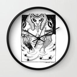 Demiurgo Wall Clock