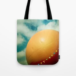 Orange Julep Tote Bag