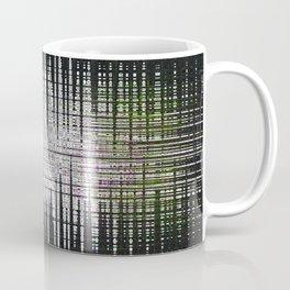 noir abstrait Coffee Mug