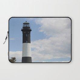 Walkway To Fire Island Lighthouse Laptop Sleeve