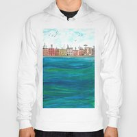 venice Hoodies featuring Venice by Afriquita