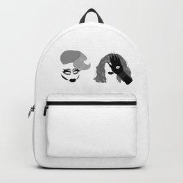 Trixie and Katya Backpack