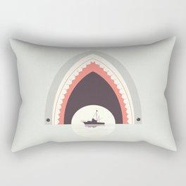 Dinner By Moonlight Rectangular Pillow