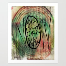 The Eternal Now Print Art Print