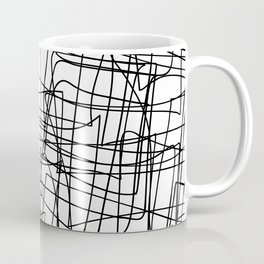 Mind Map Coffee Mug