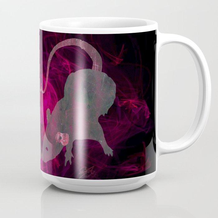 Rat Fancy Coffee Mug