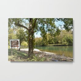 Hanging Rock & Peavine Hollow Series, No. 11 Metal Print