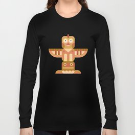 Indian Designs 215 Long Sleeve T-shirt