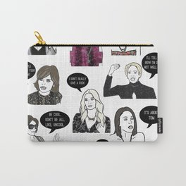 Housewives Carry-All Pouch