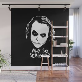 MAKE THIS OCTOBER AND HALLOWEEN A SCREAM Wall Mural