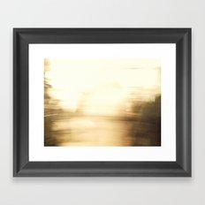 Memories (II) Framed Art Print