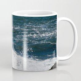 Onomatopoeia - Waves crashing Coffee Mug