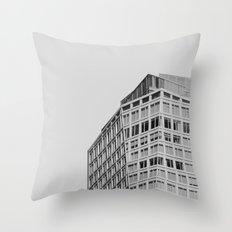 Everywhen Throw Pillow