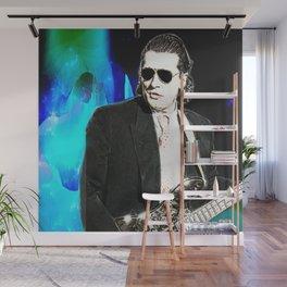 Bass Man Wall Mural