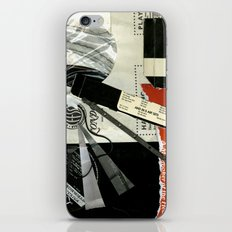 Record iPhone & iPod Skin