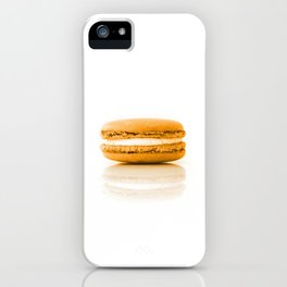 Red, Yellow, Pink, Macarons iPhone Case
