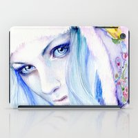 russian iPad Cases featuring Russian winter by Cora-Tiana