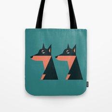 Zeus & Appolo Tote Bag