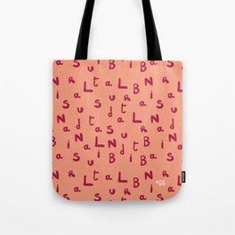 "Collection ""É minha. MY bag!"" Tote Bag"