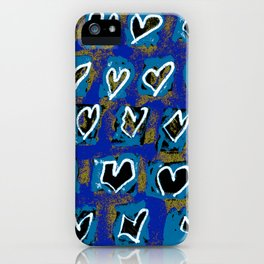 Flying Hearts ~ Pure Love iPhone Case