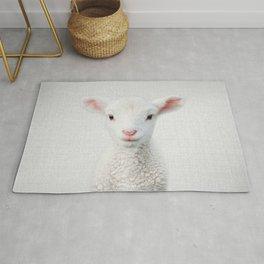Lamb - Colorful Rug