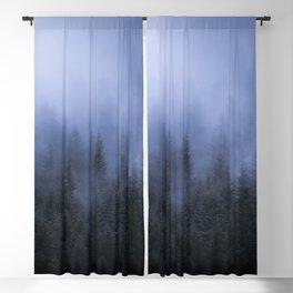 Foggy Forest Blackout Curtain
