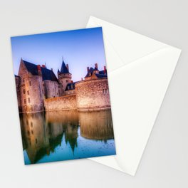 Sully Sur Loire, France Stationery Cards