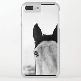Equo 4 Clear iPhone Case