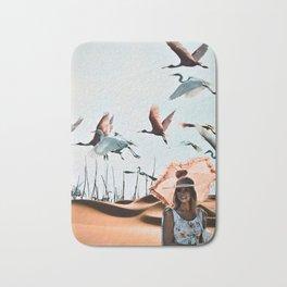 Fly Bird Fly Bath Mat
