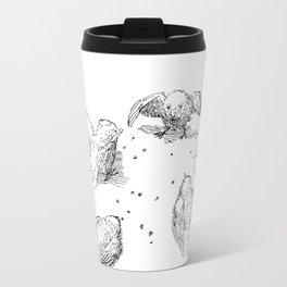 Birds & Crumbs Travel Mug