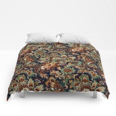 Fire Pattern Comforters
