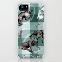 Dog Lover iPhone Case