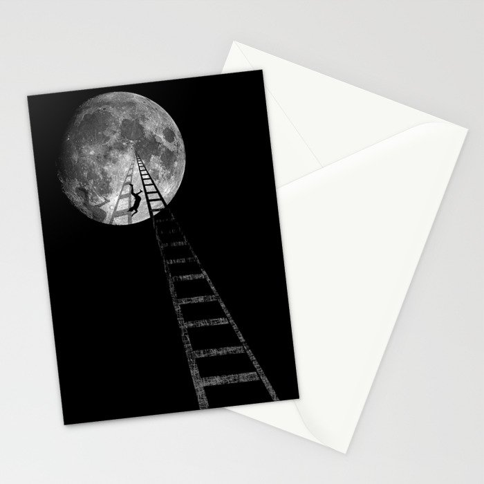 volare oh oh cantare Stationery Cards