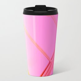 New York Psychedelic Vision Travel Mug