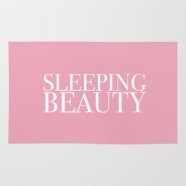 Sleeping Beauty Rug