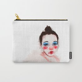 Painted Whore Carry-All Pouch