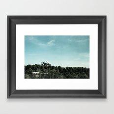 Pritzker Pavilion - Millennium Park - Chicago Framed Art Print