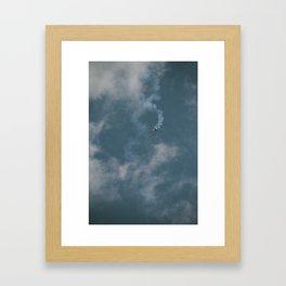 Aerospace. Framed Art Print