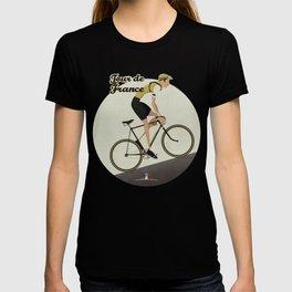 Tour De France Cycling Grand Tour T-shirt