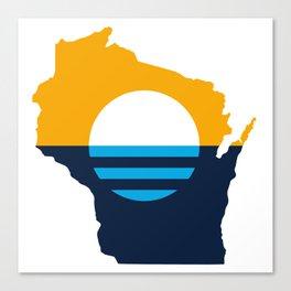 Milwaukee Wisconsin Canvas Print