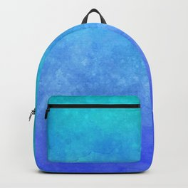 Vivid Ombre Watercolor 07 Backpack