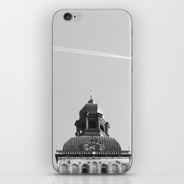 Look at the Sky! iPhone Skin