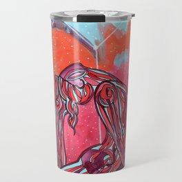 Scorpio | Yoga Art Travel Mug