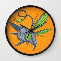 HUMM-BUZZ Wall Clock