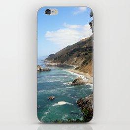 Big Sur Coastline iPhone Skin