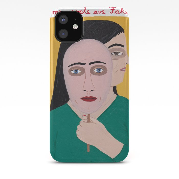 Some people are Fake iPhone Case