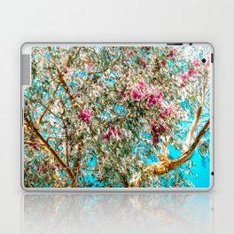 Faux Cherry Blossoms Laptop & iPad Skin