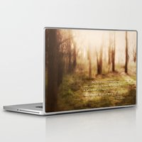 forrest Laptop & iPad Skins featuring Forrest by Terri Ellis