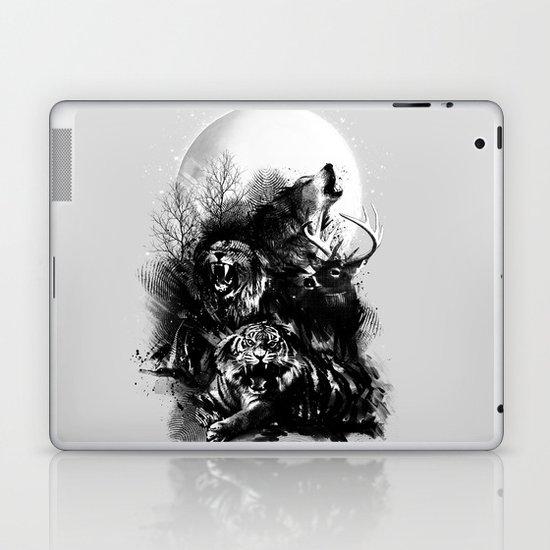 Call of the Wild (GRAY) Laptop & iPad Skin