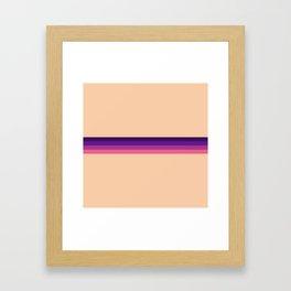 Tennin Framed Art Print